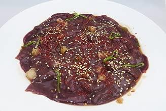 豚レバーぴり辛 500g (味付き(タレ漬け))