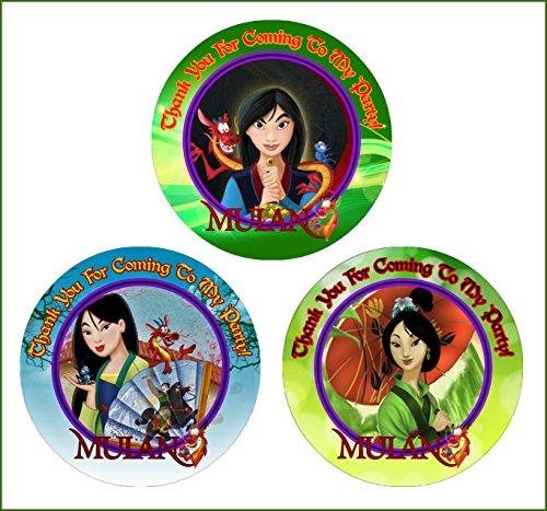 Crafting Mania LLC. 12 Mulan Birthd…