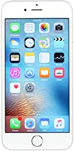 Apple iPhone 6S Plus, 128GB, Silver - For AT&T / T-Mobile (Renewed)