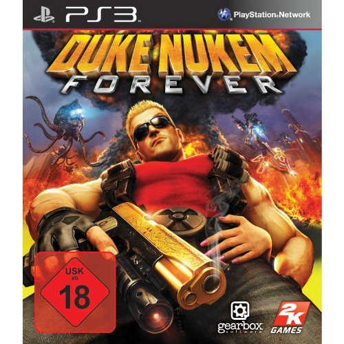 2K Duke Nukem Forever, PS3 PlayStation 3 Alemán vídeo - Juego (PS3, PlayStation 3, FPS (Disparos en primera persona), M (Maduro))