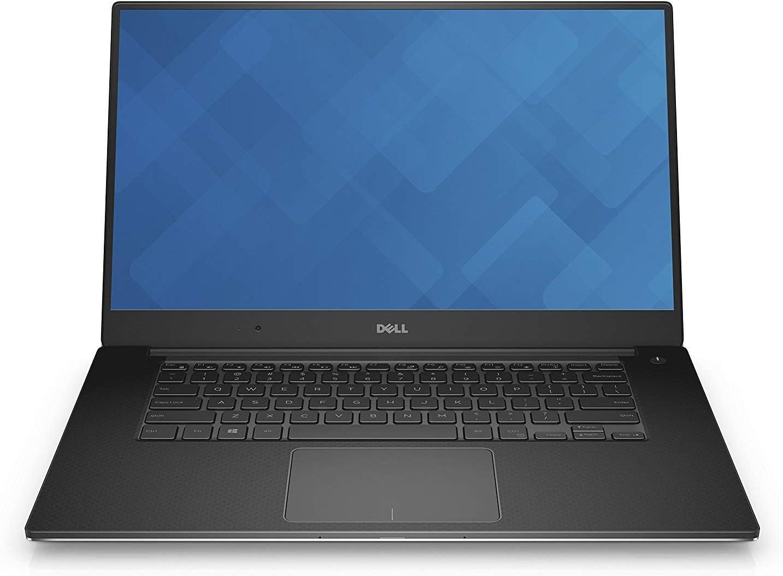 Dell Precision 5510 15.6in UHD Laptop, Core i7-6820HQ 2.7GHz, 16GB RAM, 512GB Solid State Drive, Windows 10 Pro 64bit, CAM (Renewed)