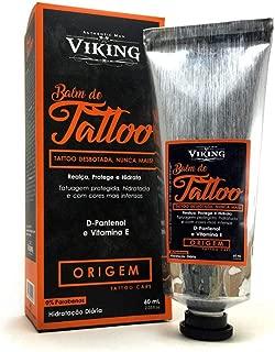 Balm de Tattoo Viking Origem - 60g
