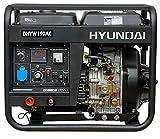 Hyundai, Motosoldadora DHYW190AC, 2800 W, 220 V