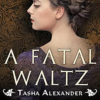 A Fatal Waltz audiobook cover art