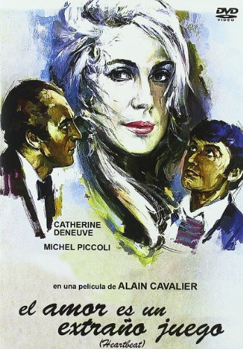El Amor Es Un Extraño Juego [DVD]