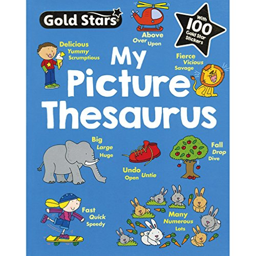 Gold Stars My First Picture Thesaurus (Reference Book)