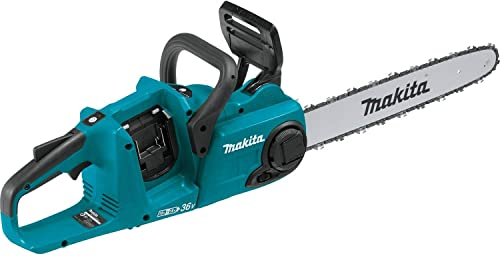 """discount Makita XCU04Z popular 18V X2 (36V) LXT Lithium-Ion Brushless Cordless 16"""" Chain outlet sale Saw, Tool Only sale"""