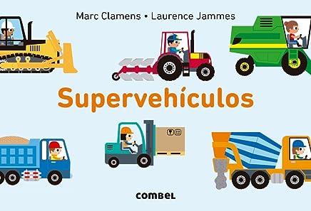 Supervehículos (Spanish Edition)