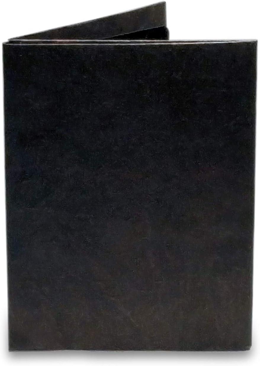 Rich Black mini Mighty Wallet | Tyvek Wallet | Paper Wallet | Minimalist Wallet