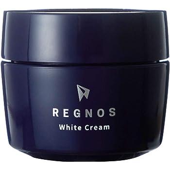 【医薬部外品】REGNOS(レグノス) 薬用ホワイトクリーム 30g メンズ しみ くすみ そばかす 対策 男性用 トラネキサム酸 日本製