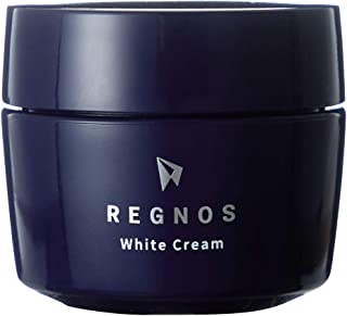医薬部外品 REGNOS レグノス 美白クリーム トラネキサム酸 30g トリプル有効成分配合 メンズ シミ くすみ そばかす 対策 日本製