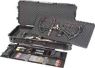 SKB 3I-4719-PL i-Series Ultimate Single/Double Bow Case, Large, Black