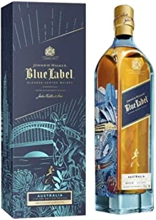 Johnnie Walker Blue Label Australia Limited Edition (2020) 750mL @ 40% abv