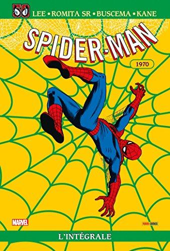 Amazing Spider-Man: L'intégrale 1970 (T08 Edition 50 ans)
