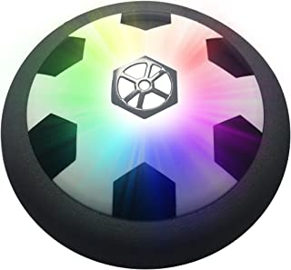 Ewigkeit Kids Toys the Amazing Hover Ball with Powerful LED Light Size 4 Boys Girls Sport Children Toys Training Football ...