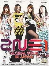2NE1 Global Tour in Japan - 21st Century & New Evolution (2DVD)