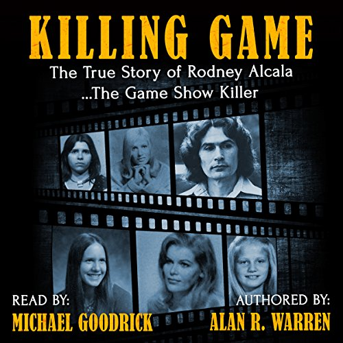 The Killing Game audiobook cover art