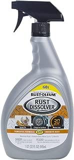 Rust-Oleum 300112 Rust Dissolver Gel, 32 oz