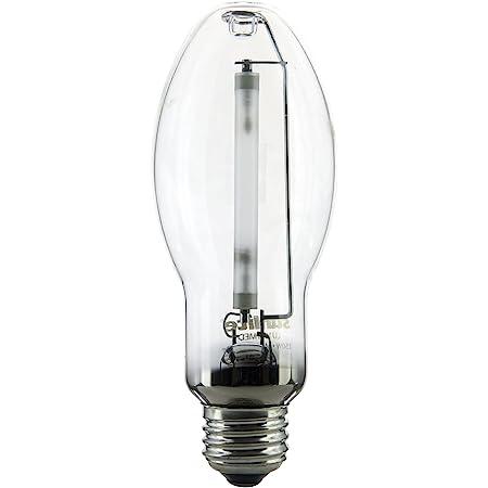 Sunlite 03620-SU LU150/MED High Pressure Sodium Light Bulb, 150 Watts, ED17/MED, Medium Base (E26), ANSI Code S55, 15000 Lumen, 20000 Life Hours, Clear, 2100K