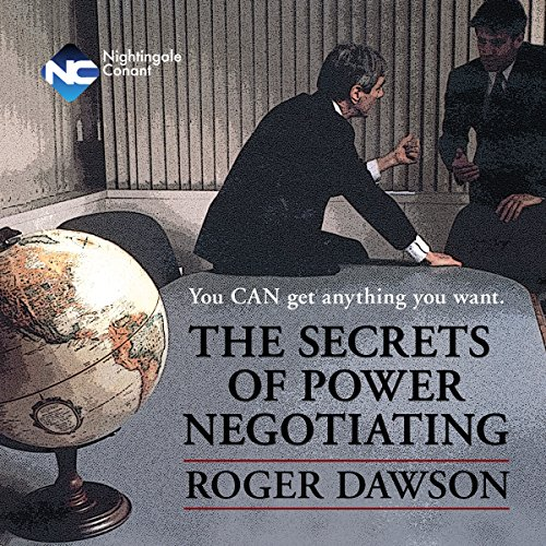 The Secrets of Power Negotiating cover art