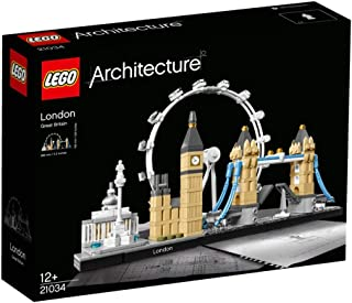 LEGO Architecture London for age 12+ years old 21034