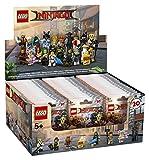 レゴ(LEGO)ミニフィギュア レゴニンジャゴー ザ ムービー 60パック入り 6175016