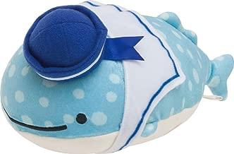 Jinbesan Whale Shark and friends super deep-sea Soft Stuffed Plush S Jinbei's