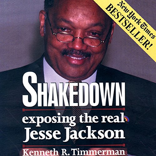 Shakedown: Exposing the Real Jesse Jackson cover art
