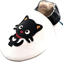 SHARK MINIFEET SOFT LEATHER BABY SHOES 0-6,6-12,12-18,18-24 Months /& 2-3 Years