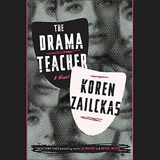 The Drama Teacher audiobook cover art