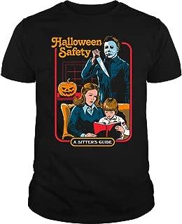 halloween safety t shirt