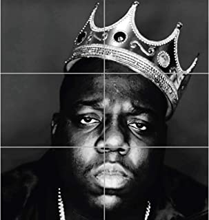 Best black and white biggie poster Reviews