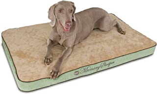 K&H Pet Products Memory Sleeper Orthopedic Memory Foam Pet Bed
