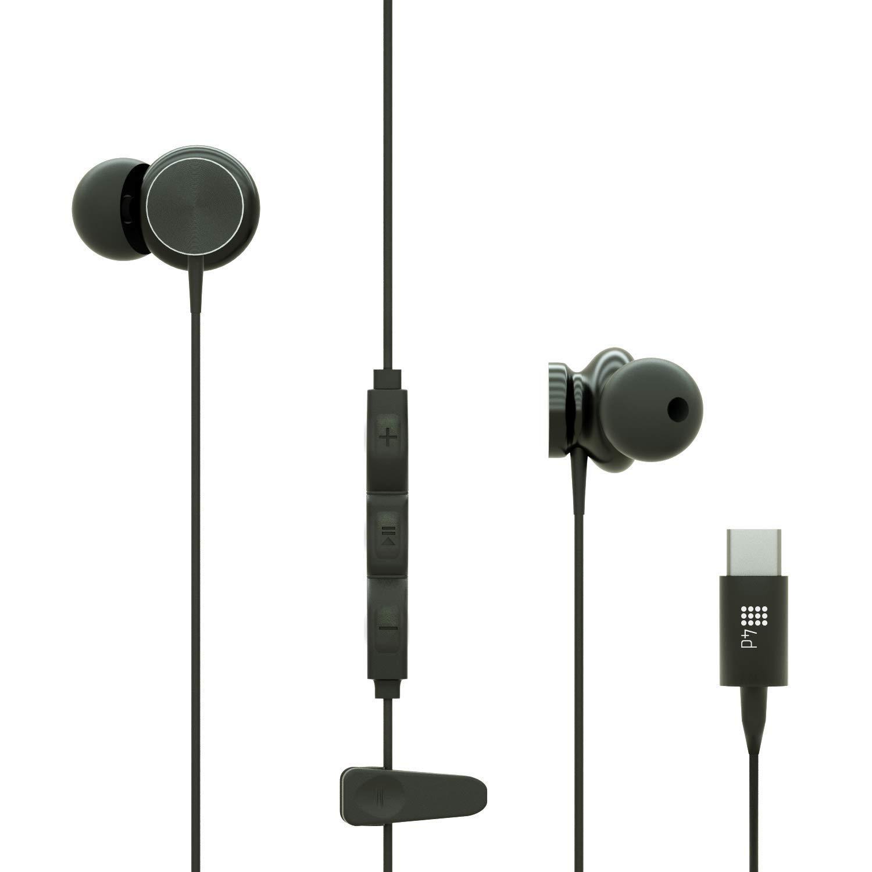c type earphones