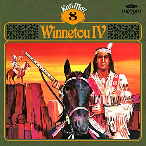 Winnetou IV  By  cover art