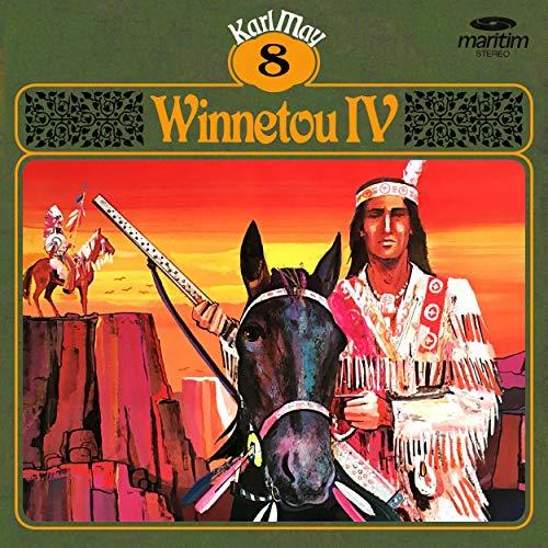 Winnetou IV audiobook cover art