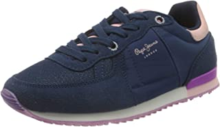 Pepe Jeans Sydney Basic Girl Aw20, Basket Fille