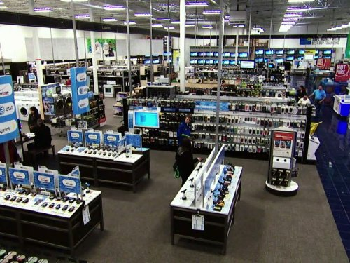 Best Buy: The Big Box Fights Back