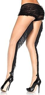 fringe tights