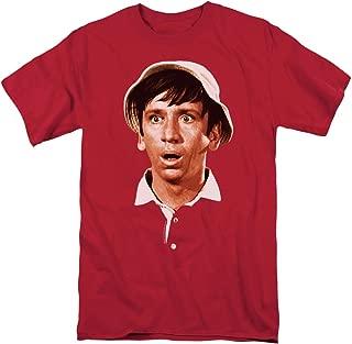 Gilligan's Island TV Show Gilligan Surprised Face T Shirt