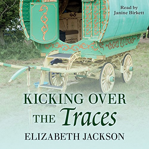 Kicking Over the Traces audiobook cover art