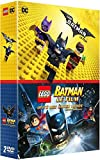 Lego Batman, le film + LEGO Batman : le film - Unité des supers héros DC Comics [Francia] [DVD]