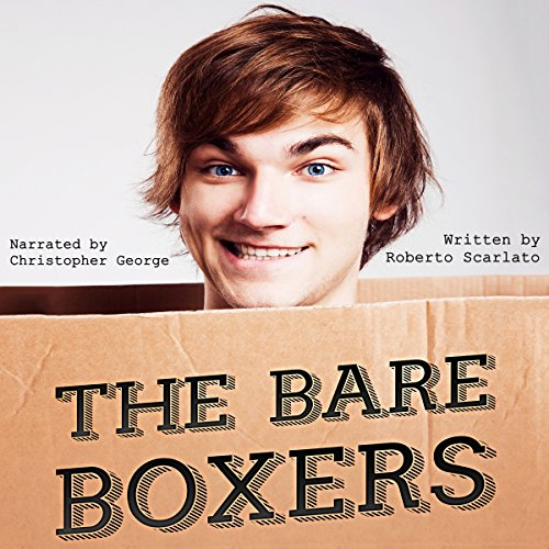 The Bare Boxers audiobook cover art