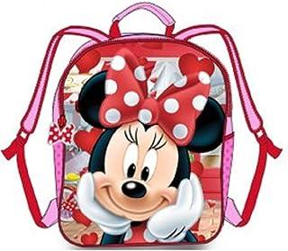 Minnie mochila infantil