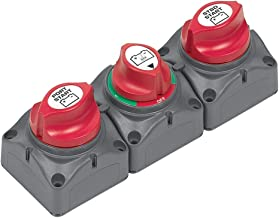 BEP Battery Distribution Cluster for Twin Engine with Two Battery Banks