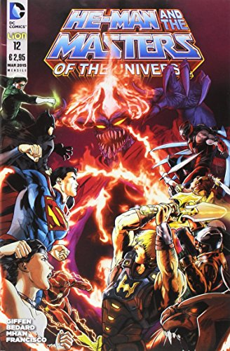He-Man and the masters of the universe: 12