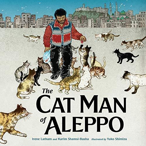 『The Cat Man of Aleppo』のカバーアート