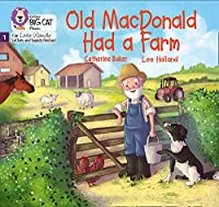 Old MacDonald had a Farm: Phase 1 (Big Cat Phonics for Little Wandle Letters and Sounds Revised)