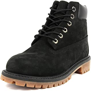 Timberland 6 inch Premium Waterproof (Junior), Bottes Mixte Enfant