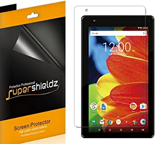 (3 Pack) Supershieldz for RCA Voyager 7 inch Tablet 16GB Quad Core (RCT6873W42 KC, RCT6773W42BF, RCT6773W22BF) Screen Protector, High Definition Clear Shield (PET)